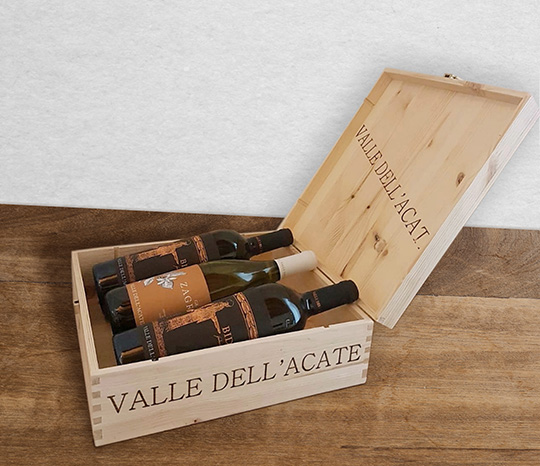 Box Bianchi - Valle Dell'Acate